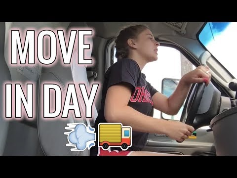 MOVE IN DAY! | College House Edition | The Ohio State University 2017 | VLOG
