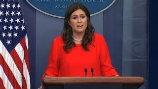 Sarah Huckabee Sanders: New role an honor