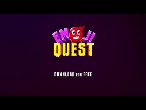 Emoji Quest! Crush and Blast - Official trailer 1 (2017)