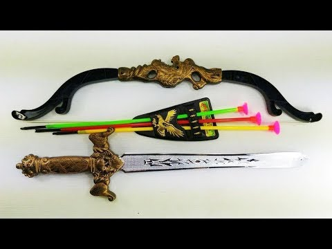A New Level of Archery Bow and Arrow for Kids Toy For Kids and children