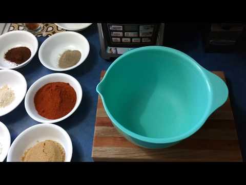 BBQ Rub Recipe