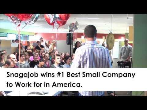 Snagajob: Celebrating 15 Years