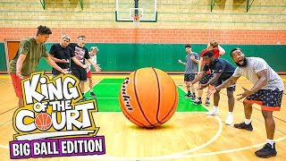 2HYPE Crazy King Of The Court w/ Giant Basketball!