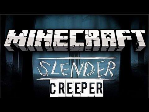 Minecraft: Slender-Creeper Game (Slenderman Game)