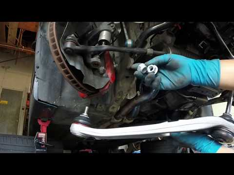 How to change your Front Control Arms (FCA) on your BMW E46 M3.