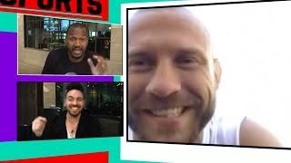 Donald Cerrone: UFC Is Scarier Than Nascar | TMZ Sports