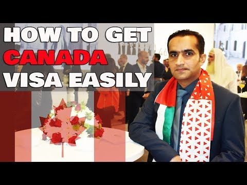 Easy Track To Get Canada Visa