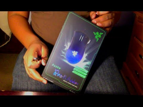 NEW MOUSE!   Razer Death Adder 2013   Unboxing!   HD