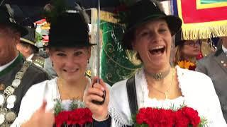Oktoberfest 2017 - Böllerschützen Auf Dem Oktoberfest Am Letzten Wiesntag