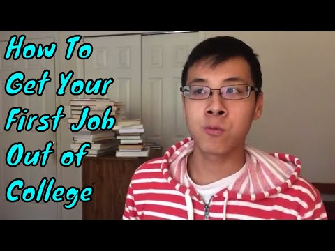 How To Get Your First Job After Graduating College Even If You've Applied Online and Got No Response