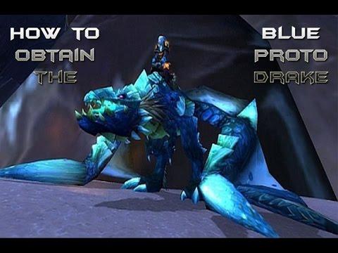 Blue Proto Drake - Easy Solo Guide!