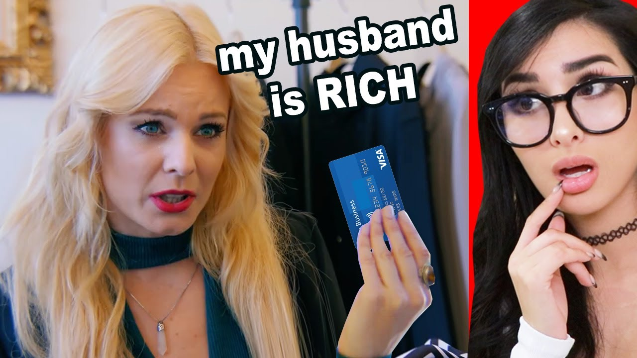 Gold Digger Is Mean To Employee And Regrets It