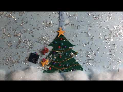 A Stop-Motion Christmas Video