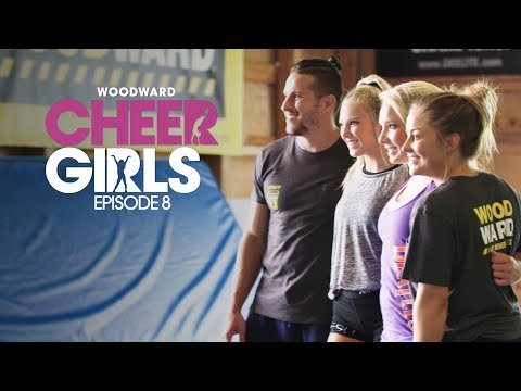 Golden Opportunities - EP8 - Woodward Cheer Girls Season 2