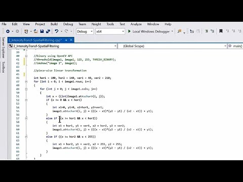 2.11 - [Coding] Intensity Transformation dan Spatial Filtering