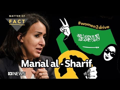 Manal al-Sharif on defying Saudi Arabia's driving ban