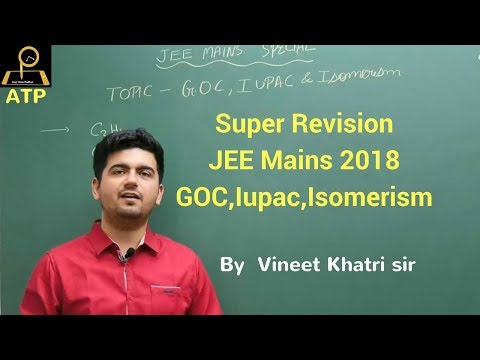 Super Revision for JEE Mains - By Vineet Khatri Sir