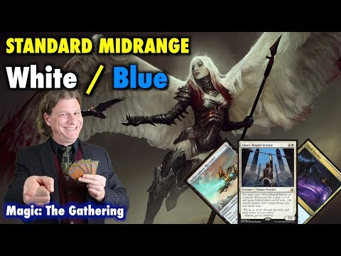 MTG - Flash back into Standard with a White / Blue Midrange Deck for Magic: The Gathering
