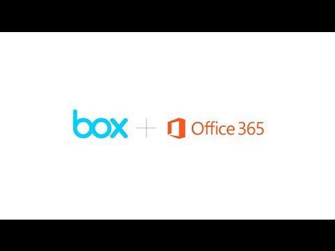 Box and Office 365: The Leading Solution for Productivity and Security