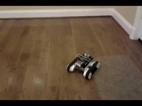 Building an autonomous robot :)