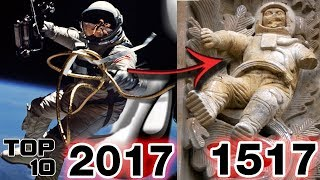 Top 10 Scary Time Travel Stories