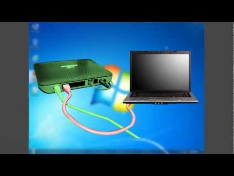 How to Connect Wired Internet on Laptop - Live Technician