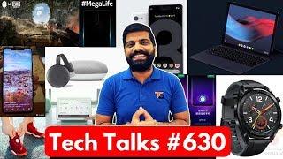 Tech Talks #630 - Pixel 3/3XL Launch, Honor Magic, Nokia 7.1 Plus India, PUBG 0.8.5 Update, Oppo K1