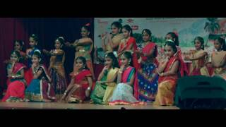 Kannukkul Pothivaippen | Video Song | Classical Dance | Stage Performance