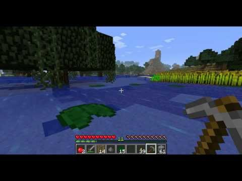 Minecraft: Harvesting and Using Lily Pads