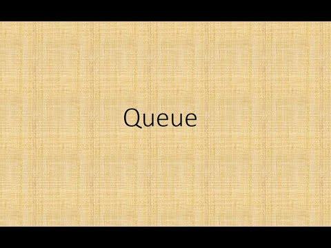 queue intro