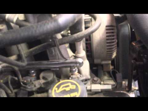 Ford Expedition Spark Plug Replacement Part 1