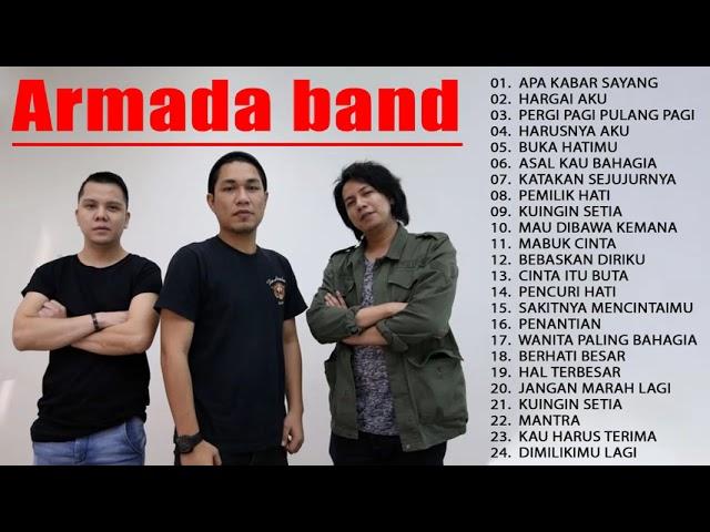 Download Armada Full Album - Tanpa Iklan - Armada Band Full Album 2021 - Asal Kau Bahagia - Awas Jatuh Cinta MP3 Gratis