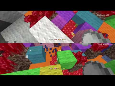 Minecraft PS4 Edition Mini Game - Tumble Snowballs with Rodry Skyde