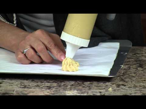 How To Make Butter Cookies That Are Melt In Your Mouth Delicious- by Rockin Robin