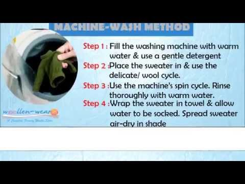How to Wash Acrylic sweaters? Tips & Tricks acrylic sweater wash methods