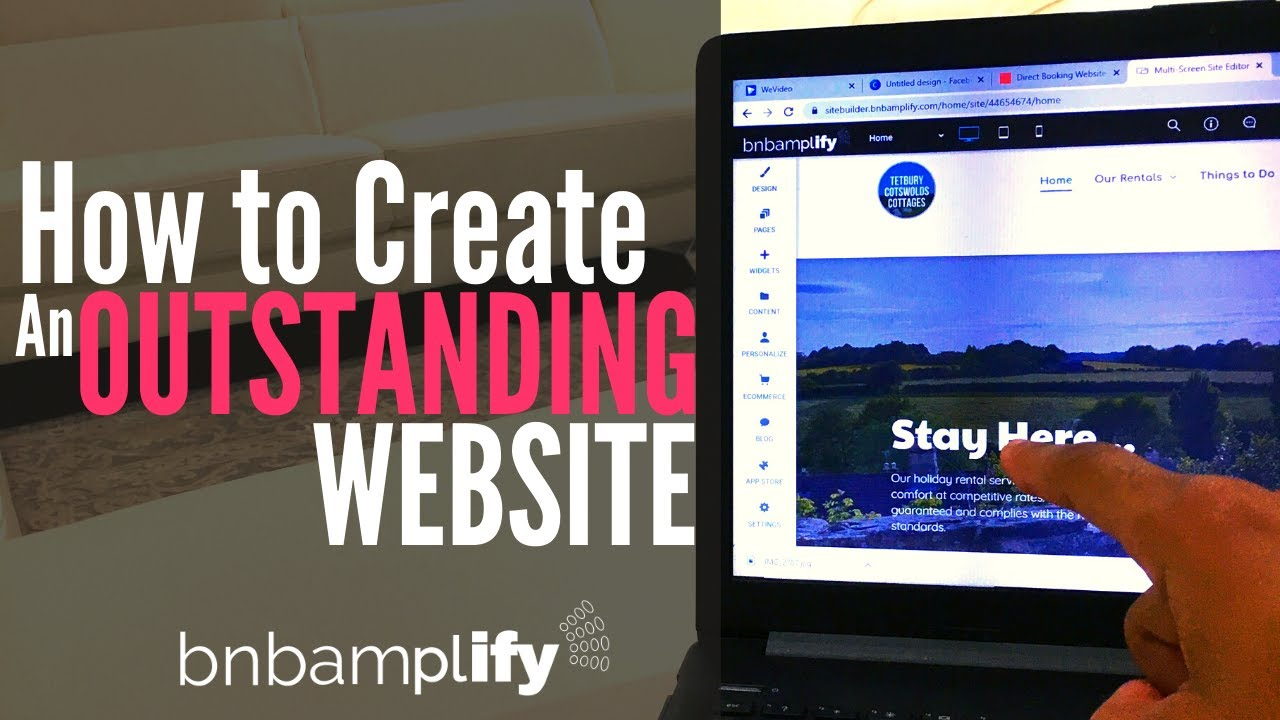 Case Study: How to Create a Direct Booking Website for Your Vacation Rental Business