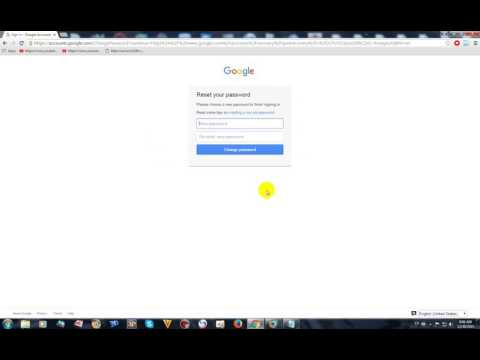 How to Login account gmail when forget Password speak khmer