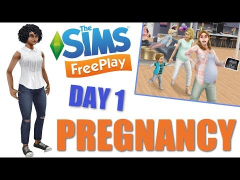 Sims Freeplay | Pregnancy Day One | Pregnancy Update