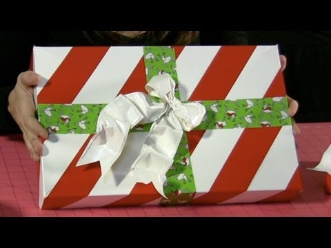 How To Make A Duct Tape Gift Box