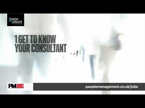 The PM Jobs Quick Guide to finding HR jobs via recruitment consultants