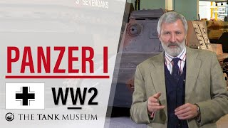 Tank Chats #74 Panzer I | The Tank Museum