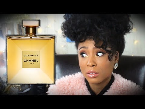 Chanel Gabrielle Review!! Does the NEW Gabrielle Chanel Perfume Live Up To The Hype?!