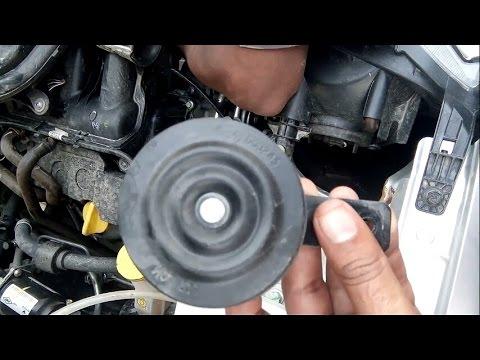 Renault kwid horn changing