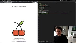 George Hotz Programming Cherry Computer Vectors And Tinygrad Science Technology