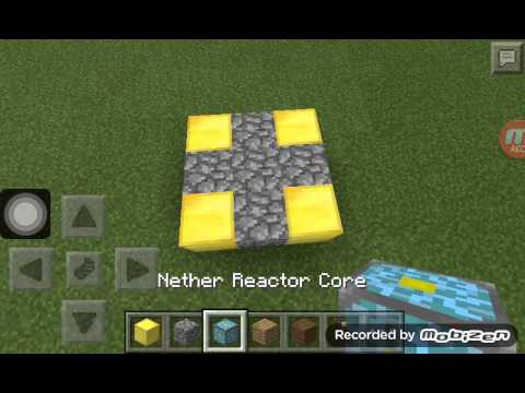 How to make Nether Portal in Minecraft pe 0.11.1