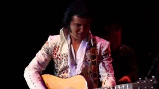 Ben Portsmouth - Burning Love - Show The King is Back - Elvis Tribute
