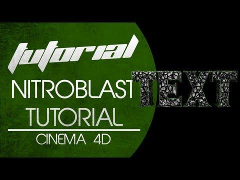 Nitroblast Tutorial | Cinema 4D