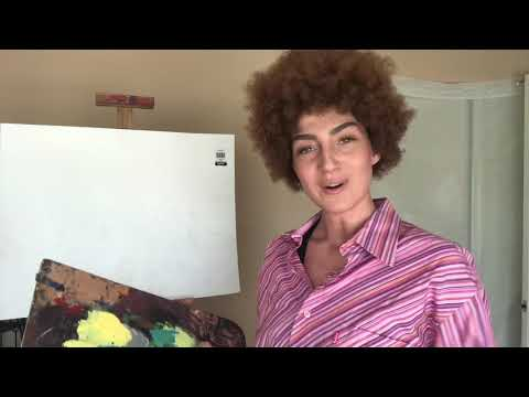 Painting with Barb Ross #3