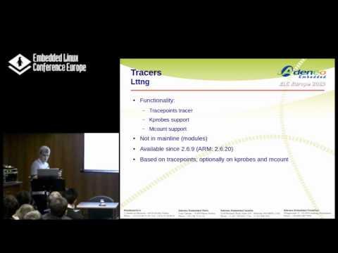 Linux Kernel Debug And Profiling Tools - Nicolas Launet, Adeneo Embedded