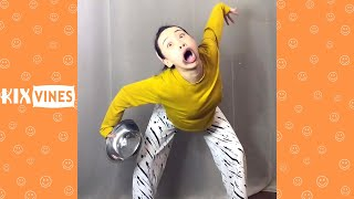 Funny videos 2020 ✦ Funny pranks try not to laugh challenge P153
